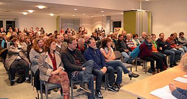 Bürgerversammlung im Bürgerhaus Neuenothe am letzten Dienstag