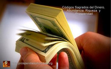 EJERCITACIÓN  GUIADA, ACTIVACIÓN  DE CÓDIGOS SAGRADOS PARA EL DINERO, ABUNDANCIA, RIQUEZA, PROSPERIDAD Y ÉXITO - PROSPERIDAD UNIVERSAL