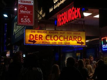 """Die Bier- und Musikbar """"Der Clochard"""""""