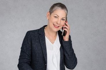 Petra Schreiber, Ihre Beraterin/Coach