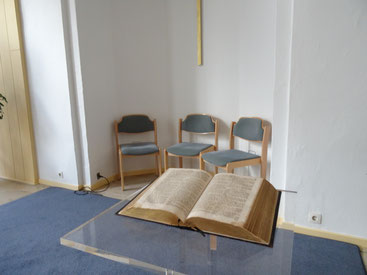 gottes haus celle adventhaus adventgemeinde kirche tür