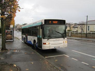 HeuliezBus GX117L à Duparquier