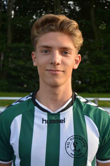 Johannes Knapp zum 5:0