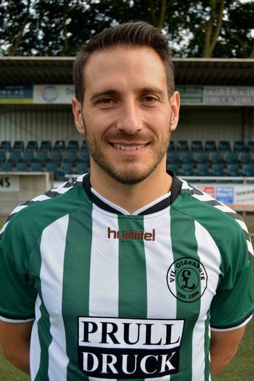 Daniel Isailovic verpasste Chance