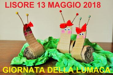 Lisore di Cerignale (PC)  13 maggio  - Giornata della Lumaca  - per info e prenotazioni, Roberto: cell. 338.9292498