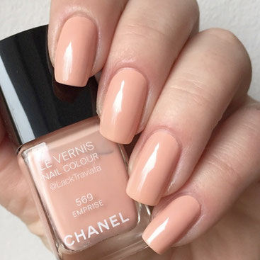 swatch CHANEL EMPRISE 569 by LackTraviata