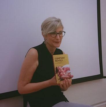 Núria Pradas, l'autora