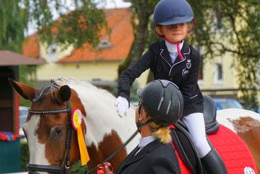 Harmonie zwischen Reiter und Pferd - Mentaltraining kann helfen