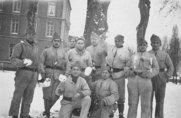 5 janvier 1935 au 134 RI de Mâcon