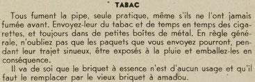 Extrait de Marie-Claire du 22 septembre 1939