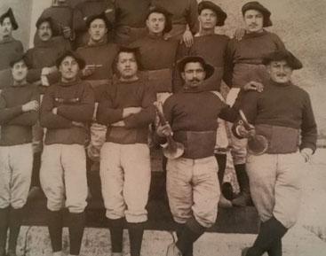 Le jersey modèle 1890 des chasseurs alpins