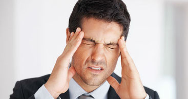 El estrés favorece la hiperacusia.