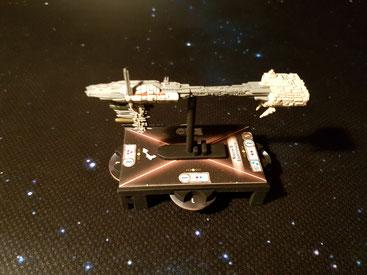 Die Nebulon-B Fregatte
