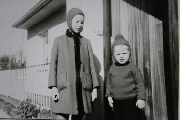 Ute Haese und Kirstin Warschau