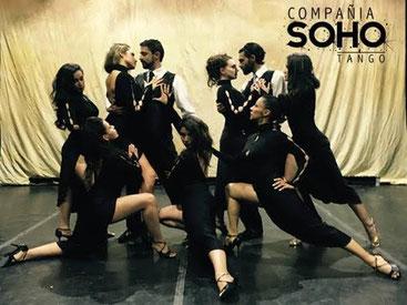 Soul,  un espectáculo de tango