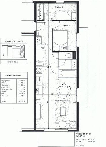 logement, residence.
