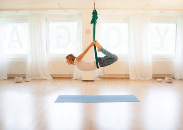 Aerial Yoga Mollis
