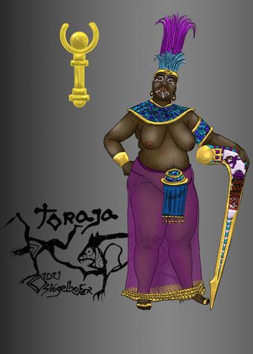 Die Andah Kah Tivritemura (VIII. Dynastie)