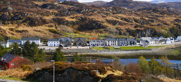 Lochinver NC500 - Bed and Breakfast Highlands of Scotland