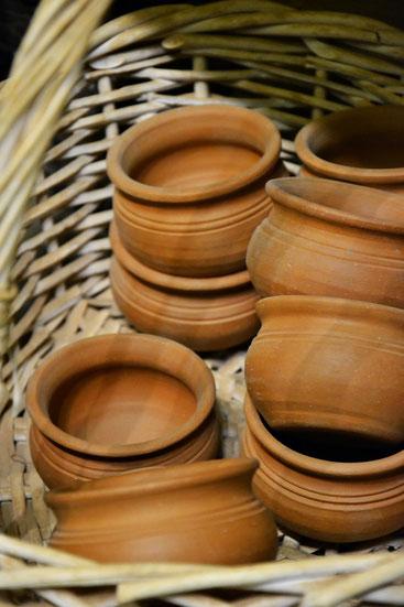 глиняная посуда купить