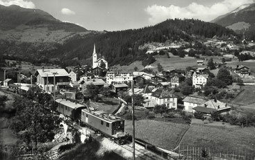 Phot. E. Gyger Adelboden, gestempelt 31.07.1953