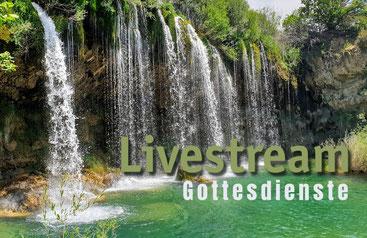 Livestream Gottesdienst - Erlöserkirche München