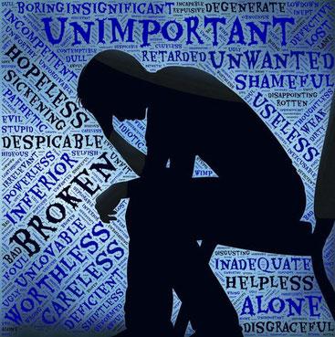 Depressionen nach der Trennung
