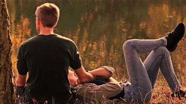 Warum ignorieren Männer nach einer Trennung?