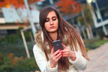 Profilbeschreibung im Online-Dating