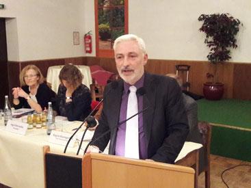 Alter und neuer Kreisvorsitzender Günter Dubber
