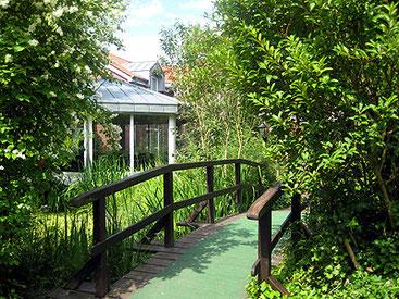 Park am Europahaus Aurich