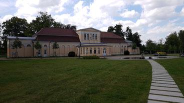 Orangerie im Schlosspark Neustrelitz