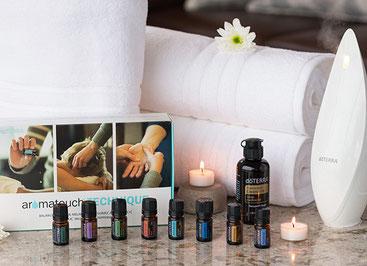 doTERRA AromaTouch Massage - Technik