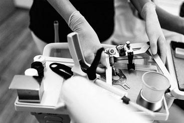 Funktionsdiagnostik - Zahnärztliche Gemeinschaftspraxis Dr. Julia Tehsmer und Dr. Linda Bodart