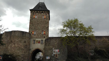 Eins der Stadttore von Bad Münstereifel