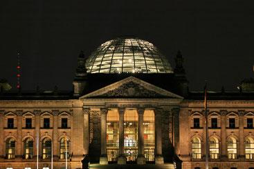 Reichstag Besucheranmeldung, Führungen, Reichstag Tipps