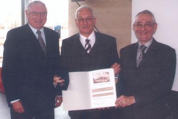 Helmut F. Koch, Hans Werner Pott, Prof. Dr. Horst A. Wessel