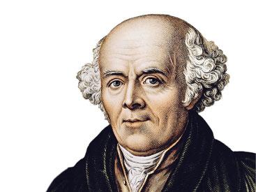 Samuel Hahnemann (1755-1843) Begründer der Homöopathie