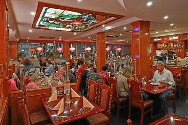 Asiatisches Restaurant im Industriegebiet Konstanz nahe City und schweizer Grenze