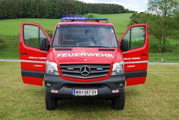 HLF1-W der FF Klingfurth