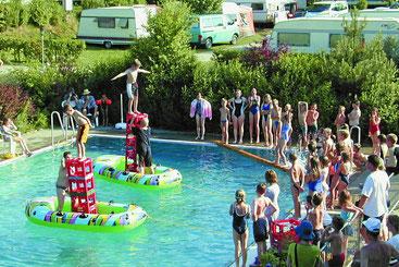 Ferienprogramm für Kinder im Luginsland