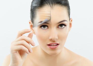 Argireline verbessert ihr Hautbild wesentlich