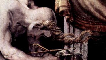 Den griechischen Gott Kairos kann man nur von vorne am Schopf packen. Oder: Wer zu spät kommt, den bestraft das Leben. (Foto: wikipedia.de).