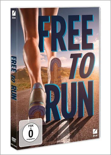 'FREE TO RUN' ist mittlerweile auf DVD und als VOD hierzulande erhältlich.