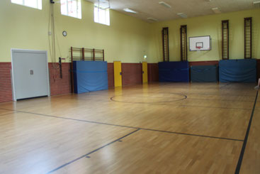 Sporthalle der Grundschule Campe in Stade