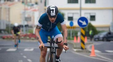 Gut in Form auf dem Rennrad - Bestzeit für Michele Paonne!