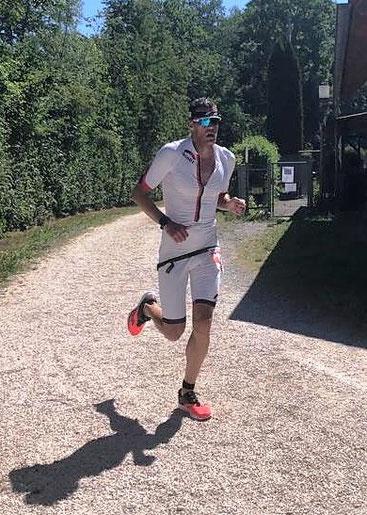 Mario Weise wird Dritter seiner Altersklasse