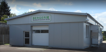 Berger Kunststoffmechanik GmbH in Sparwiesen