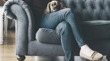 Reduzierte physische Aktivität: Corona lässt uns mehr Zeit auf der Couch verbringen