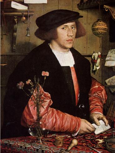 HANS HOLBEIN JR 1532